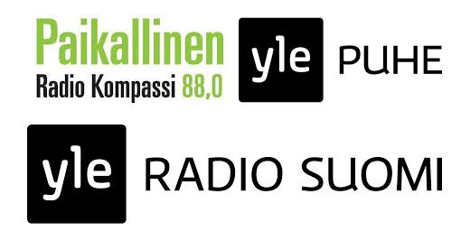 radiohaastatteluja