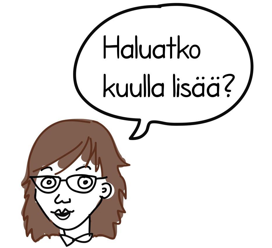 Hahmo ja puhekupla_lisaa