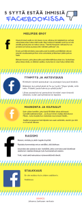 Facebook-estot
